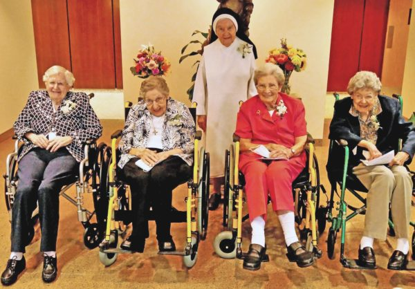 75th Anniversary Jubilarians for 2020
