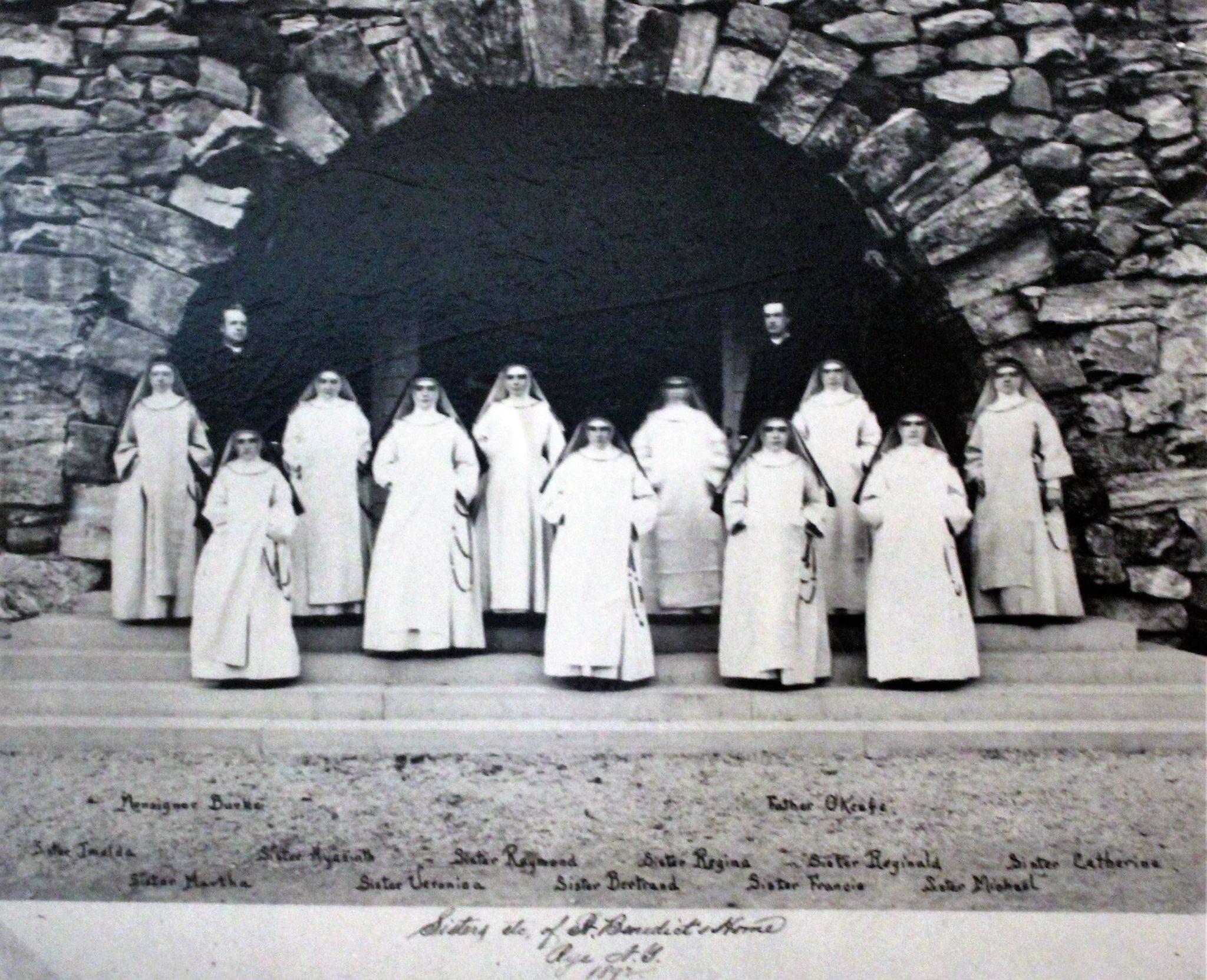 1886 - St. Benedict's Home