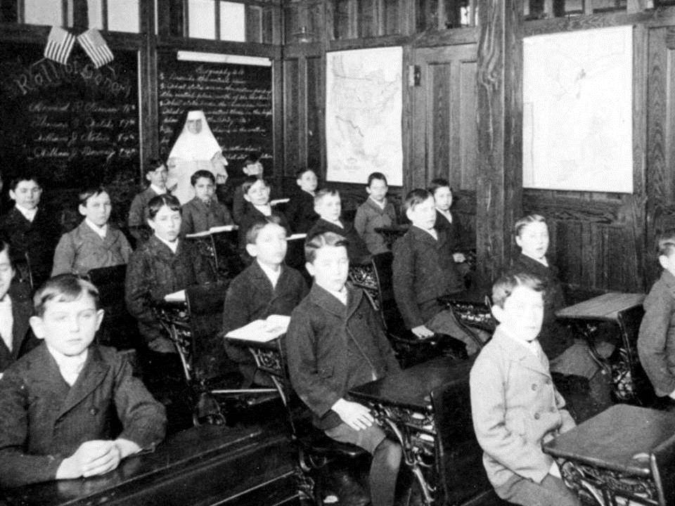1890 - Educational Ministry