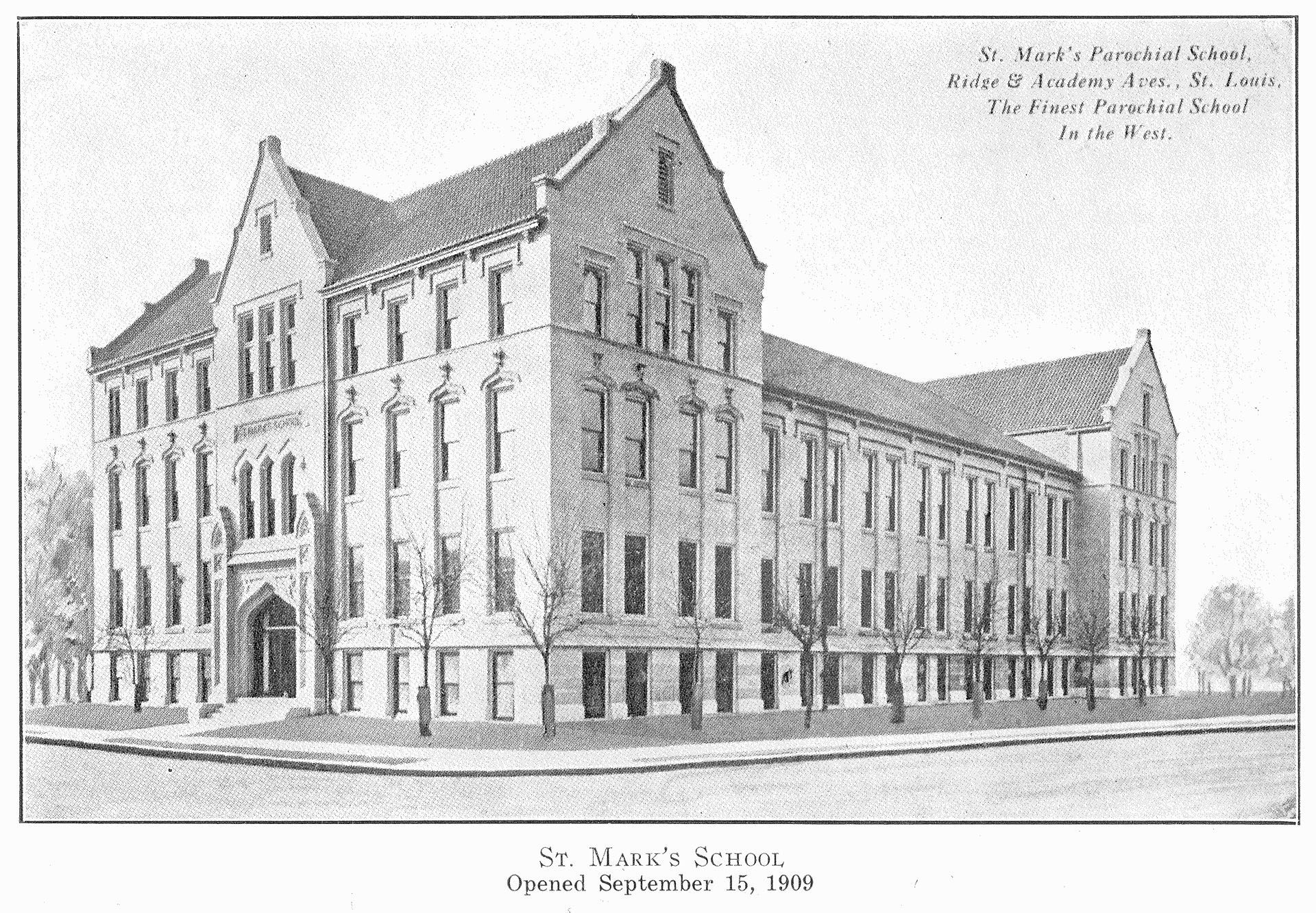 1909 – Growth of Ministry in Missouri