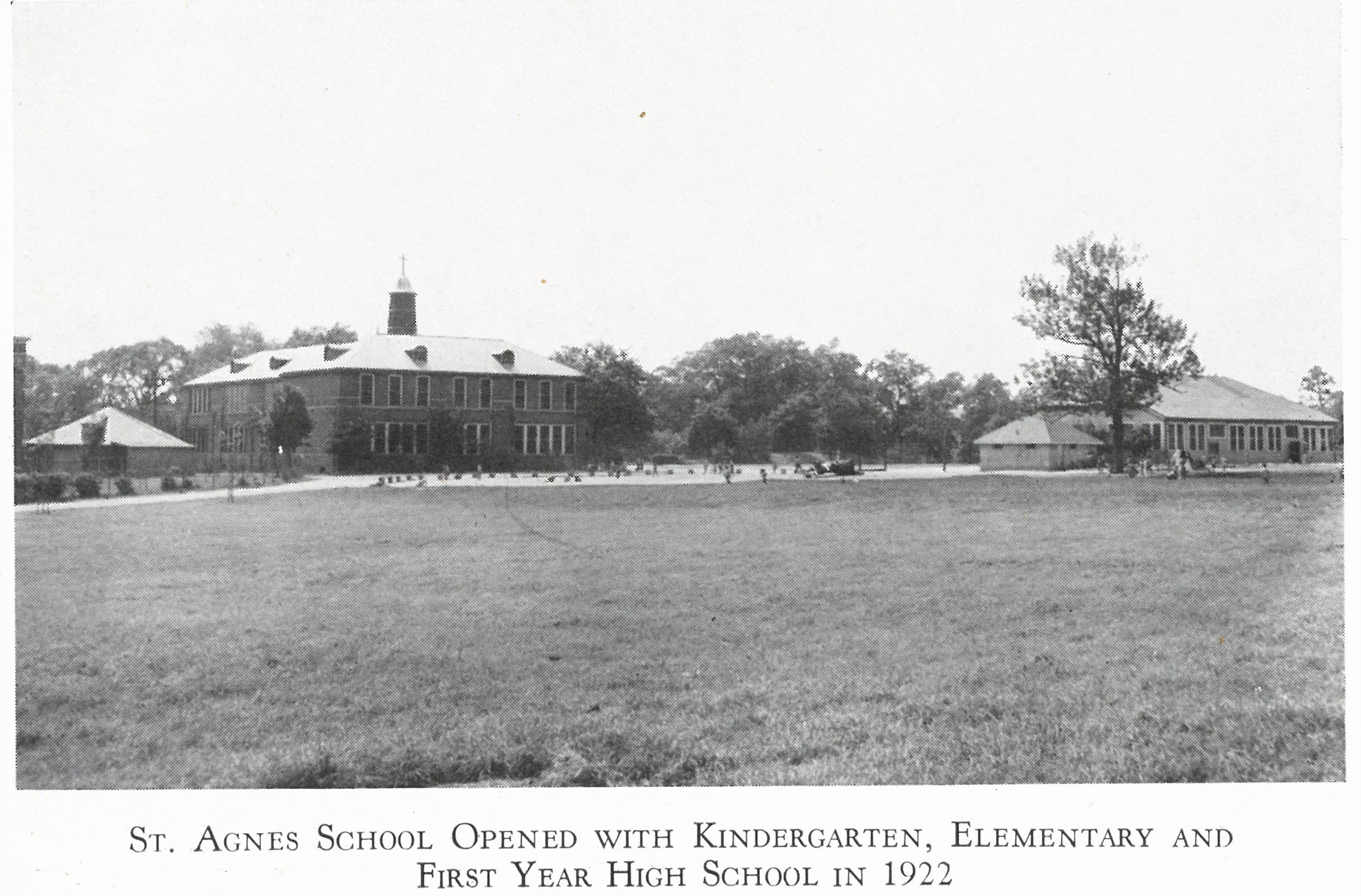 1920 – Commitment to Education for Sisters