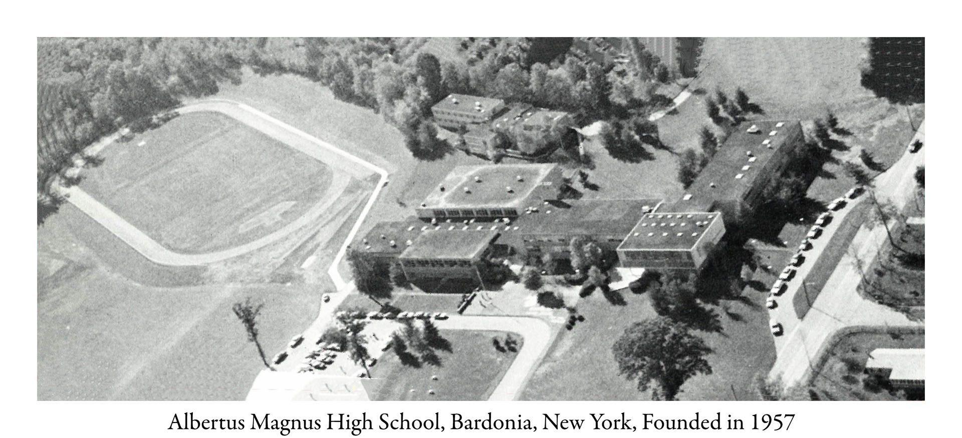 1957 – Albertus Magnus High School, Bardonia, NY