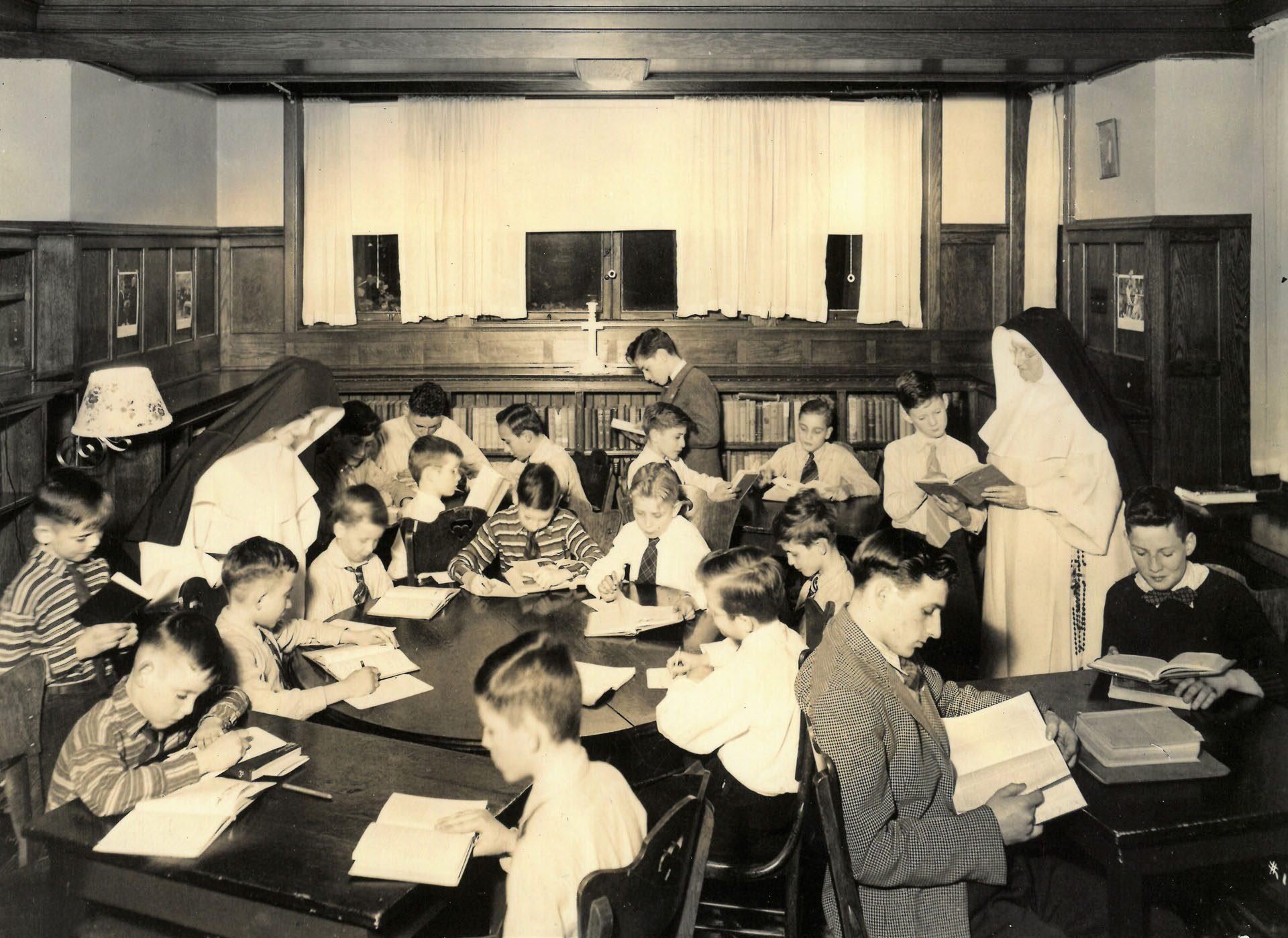 1943 – Siena Hall, Wilmington, DE