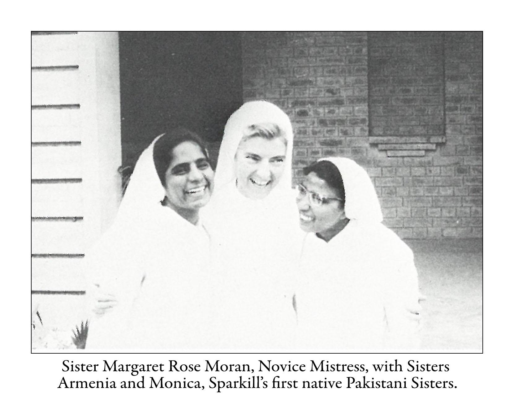1968 – Pakistani Novices