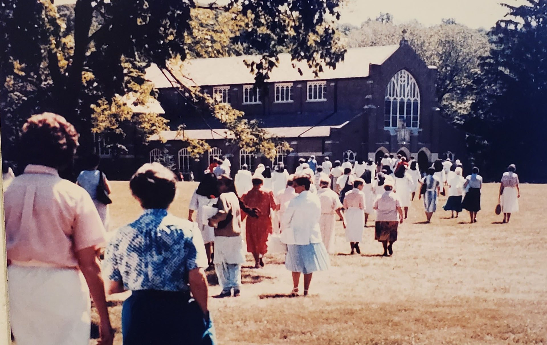 1976 – 100th Anniversary of the Congregation