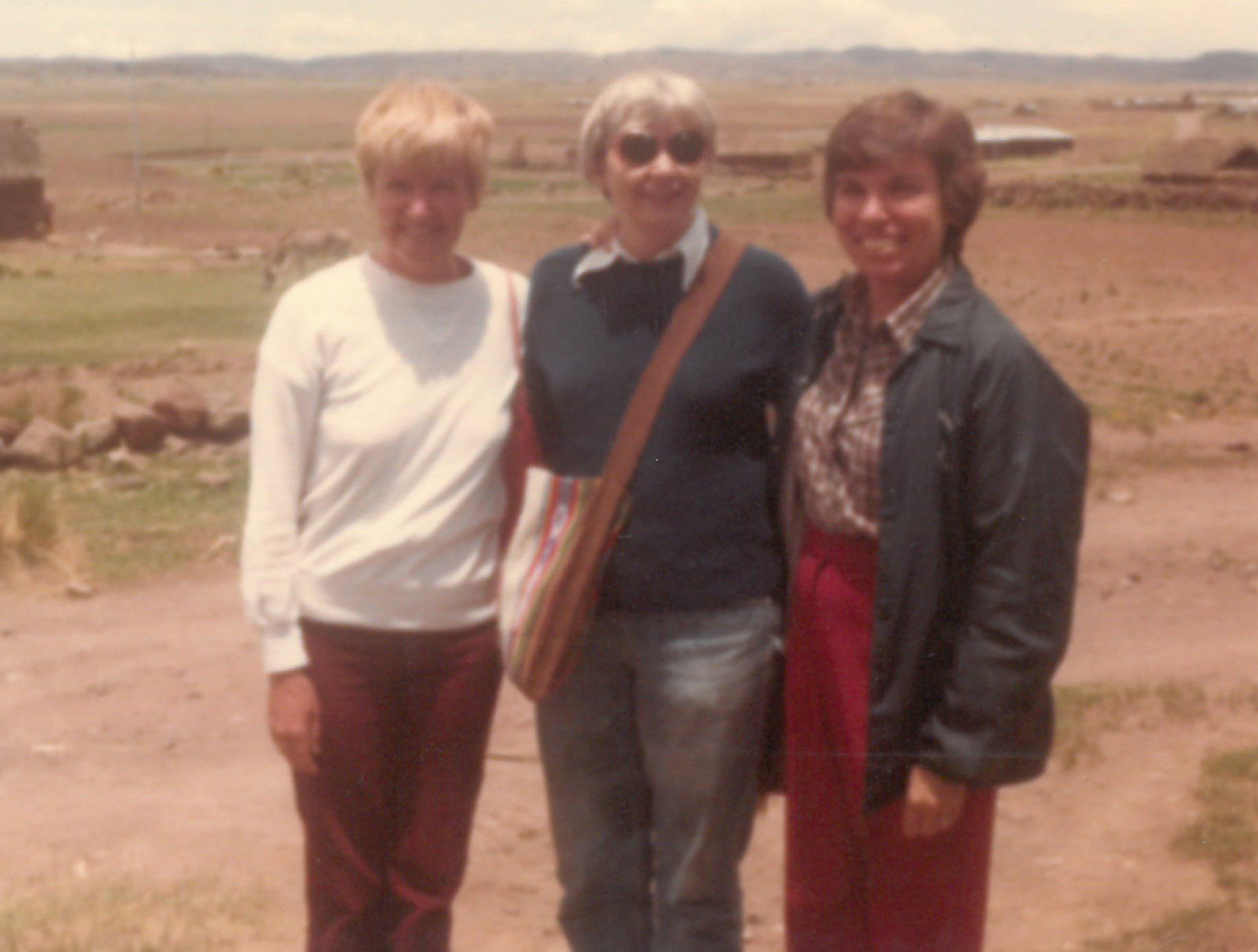 1979 – Missionaries to South America