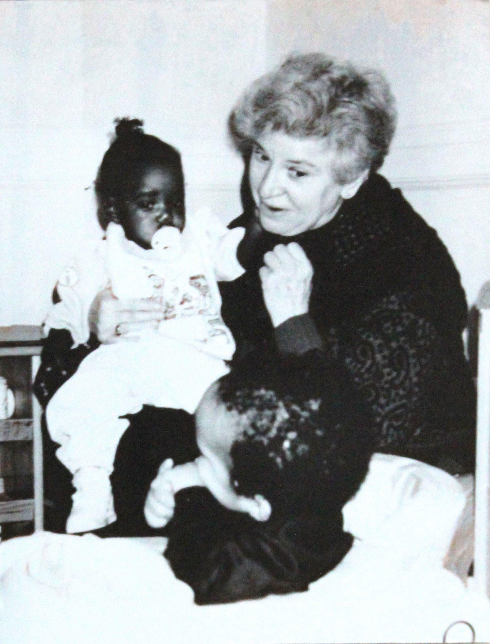 1989 – Incarnation Children's Center, NYC