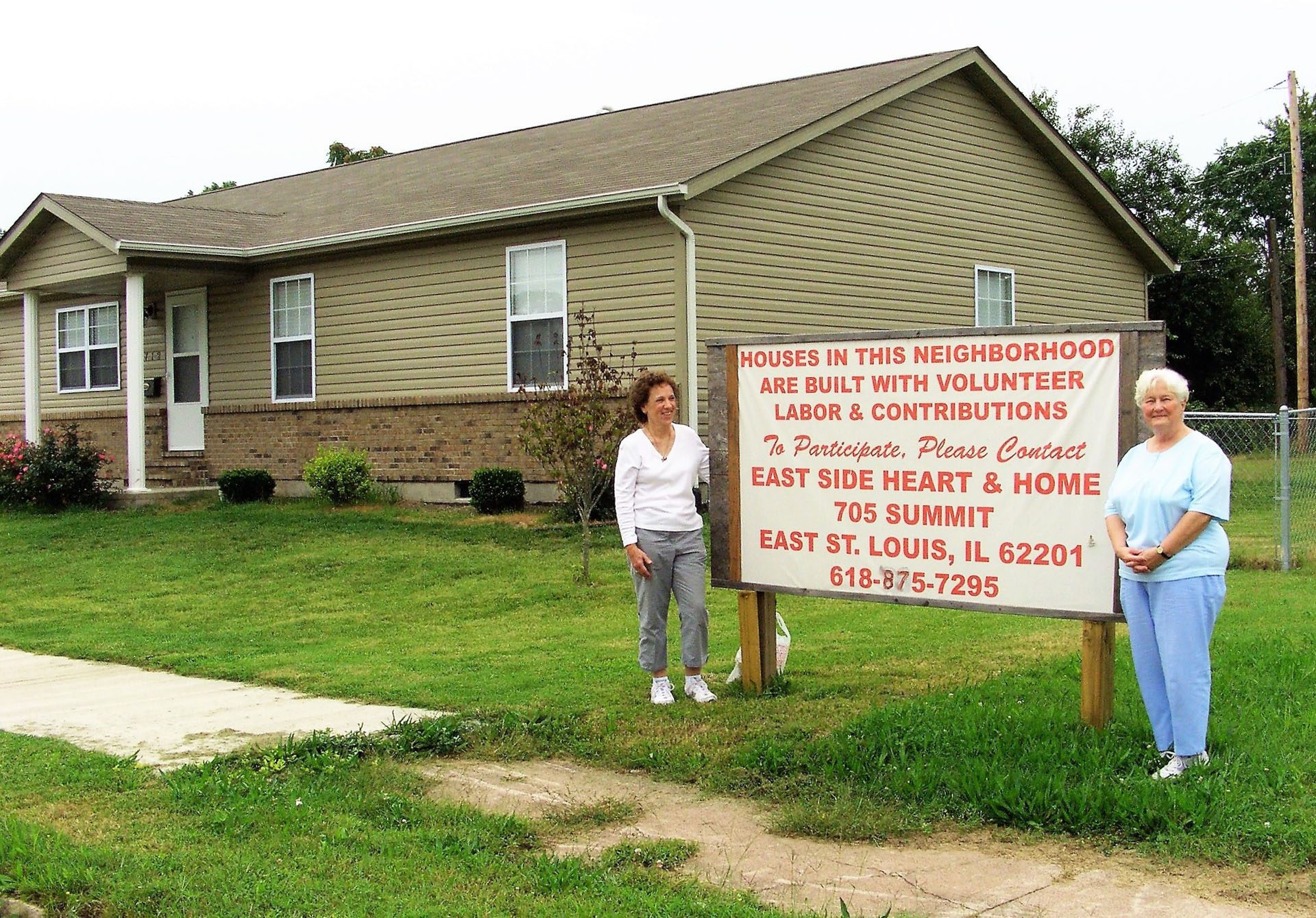 1993 – East Side Heart & Home Family Center, East St. Louis, IL