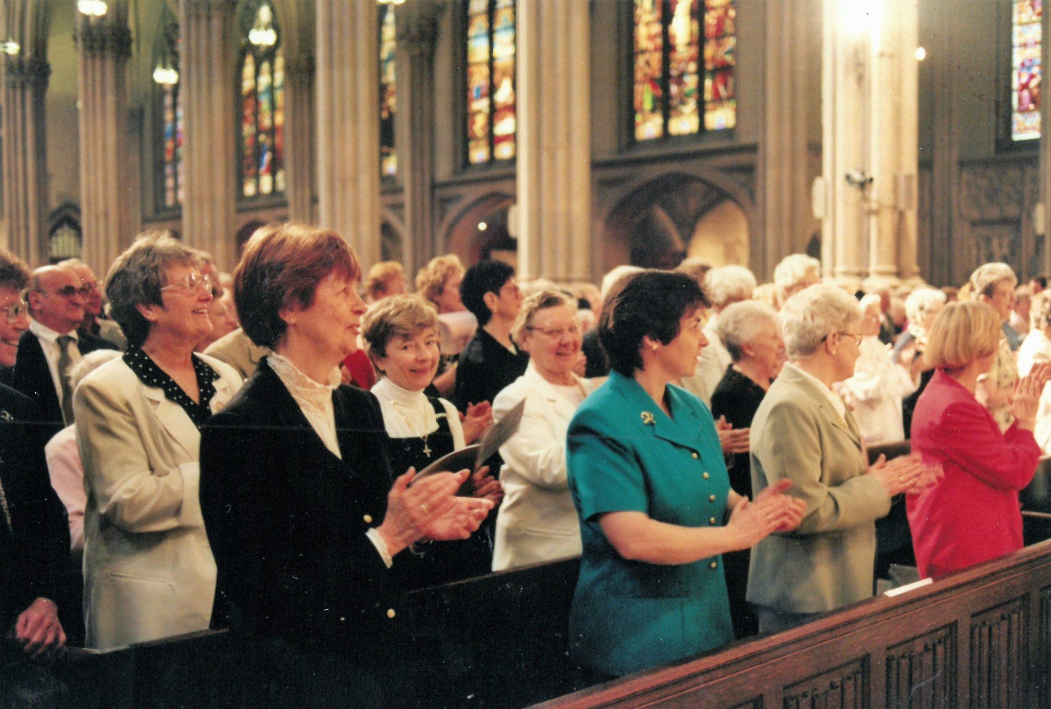 2001 – Congregation Celebrates 125th Anniversary