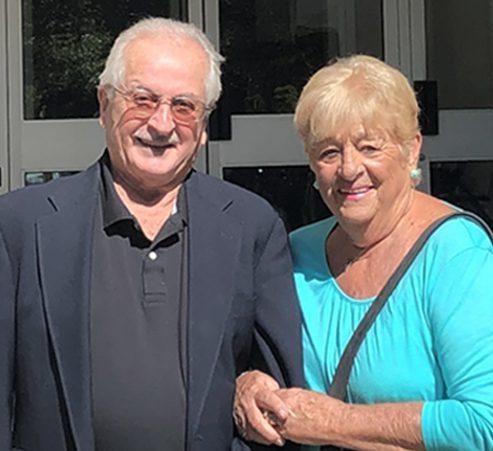 Rick and Joyce Irizarry